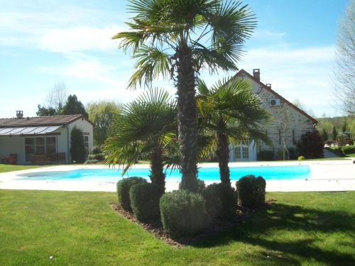 Le Feuilleret Bed & Breakfast : Bed and Breakfast near Breux-Jouy