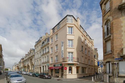 Hôtel d'Alsace : Hotel near Houdilcourt