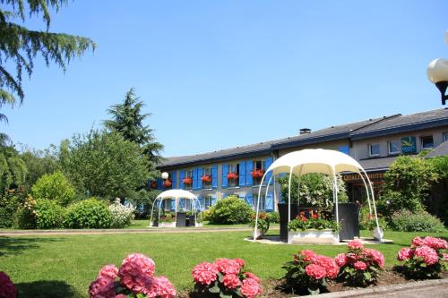Qualys-Hotel Rouen Nord : Hotel near Darnétal