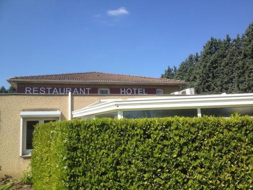 Hôtel du Moulin à Vent : Hotel near Vénissieux