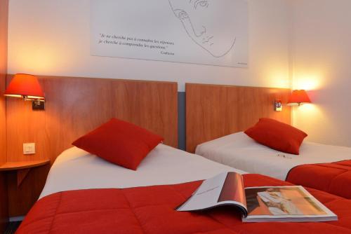 Kyriad Dijon Est - Quetigny : Hotel near Magny-sur-Tille