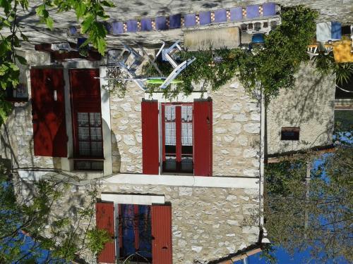 B&B Le Clos des Cigales : Bed and Breakfast near Roquefort-la-Bédoule