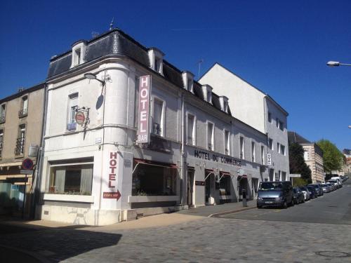 Hotel du Commerce : Hotel near Saint-André-de-la-Marche