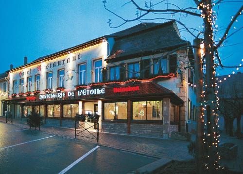Hostellerie de l'Étoile : Hotel near Maennolsheim