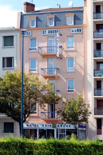 Saint-André : Hotel near Orcet
