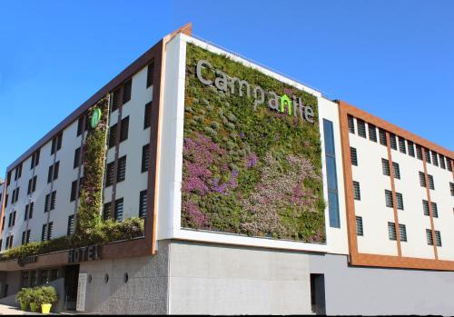Campanile Lyon Sud - Confluence - Oullins : Hotel near Pierre-Bénite