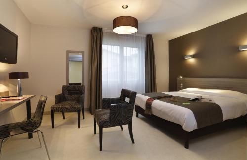 Hotel The Originals Dax Les Thermes de l'Avenue (ex Inter-Hotel) : Hotel near Gamarde-les-Bains