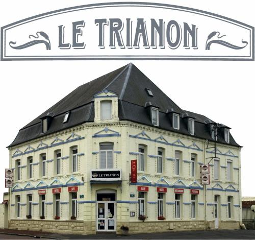 Le Trianon : Hotel near Siracourt