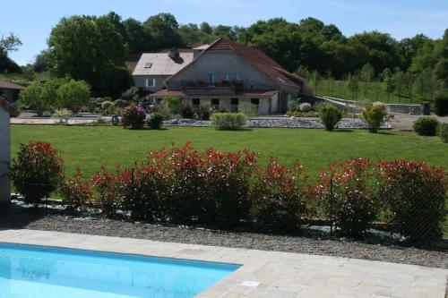 Manoir Théas : Guest accommodation near Autevielle-Saint-Martin-Bideren