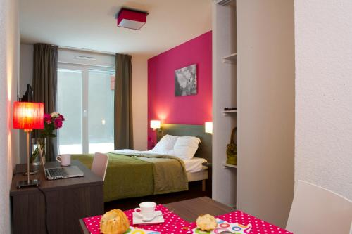 Aparthotel Adagio Access Strasbourg Petite France : Guest accommodation near Lingolsheim