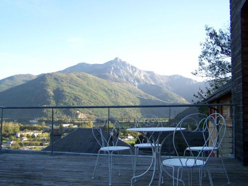 Le Baluchon : Bed and Breakfast near Izaourt
