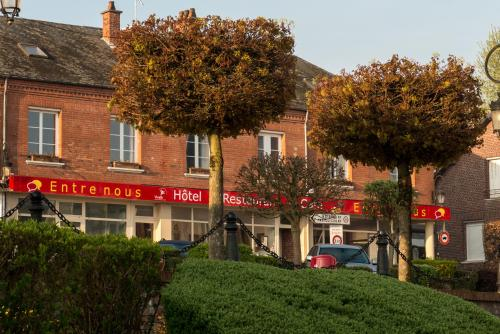 Entre Nous : Hotel near Dolignon