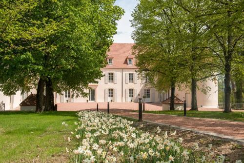 Chateau du Bost : Hotel near Saint-Priest-d'Andelot