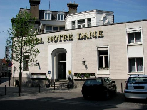 Hotel Notre Dame : Hotel near Wandignies-Hamage