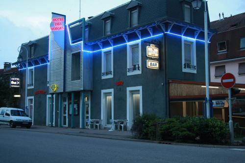 Hôtel Des Vosges : Hotel near Montcourt