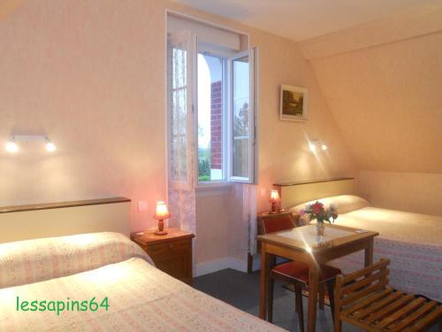 Hotel Les Sapins : Hotel near Assat