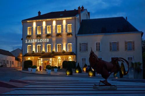 Maison Lameloise : Hotel near Saint-Maurice-lès-Couches