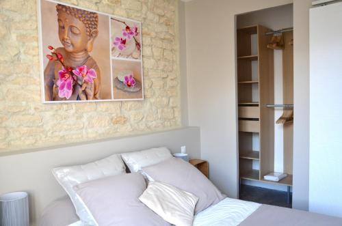 Le Jardin d'Eden : Apartment near Nancy