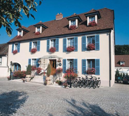 Hotel Pinocchio : Hotel near Villers-Bouton
