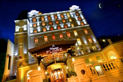 Hôtel Princesse Flore : Hotel near Saint-Ours