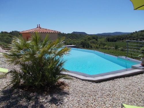 Villa Le Tournesol : Guest accommodation near Fozières