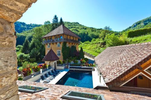 Castel Damandre : Hotel near Pupillin