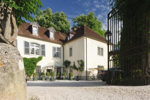 Chateau De Germigney : Hotel near Lizine