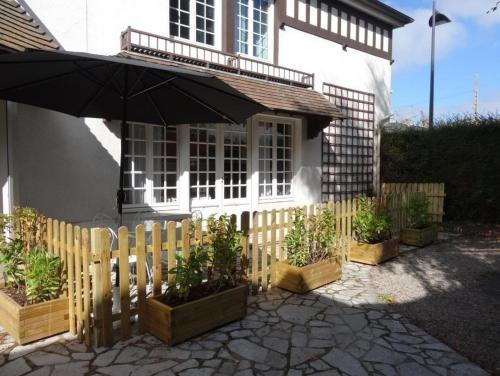 Le Petit Marais : Guest accommodation near Castilly