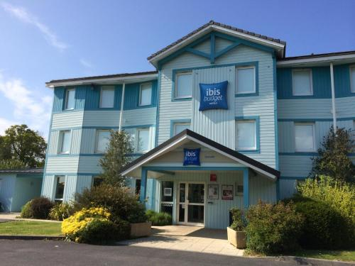 ibis budget Granville : Hotel near Le Mesnil-Rogues