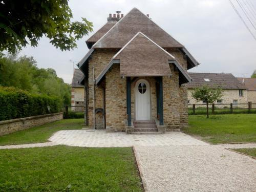 Le Gîte du Bois : Guest accommodation near Champeaux