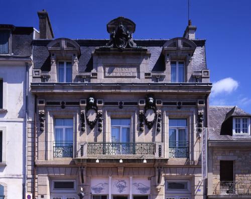 Hôtel Vintage : Hotel near Tréméven