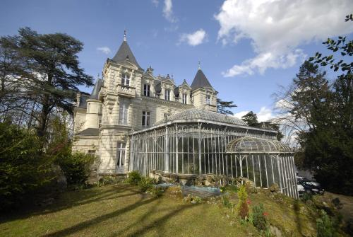 Château Bouvet Ladubay : Guest accommodation near Montreuil-Bellay