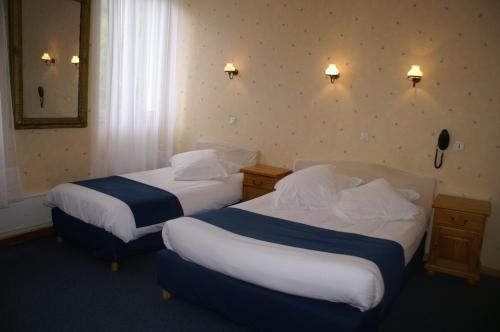 Hôtel Céleste : Hotel near Gouaux-de-Luchon