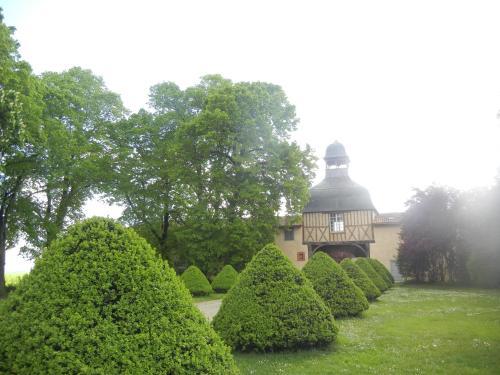 Gite Renardière : Guest accommodation near Montpensier