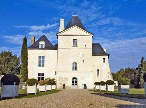 Chateau De Charge : Guest accommodation near Chaveignes