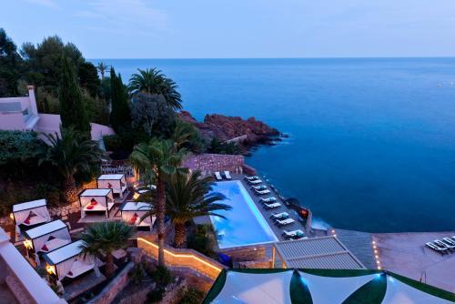 Tiara Miramar Beach Hotel & Spa : Hotel near Théoule-sur-Mer