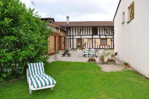Gite Le Courlis : Guest accommodation near Joncreuil