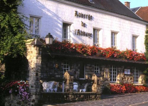 Auberge De L'abbaye : Hotel near Clavy-Warby