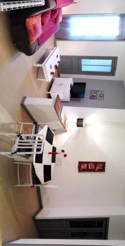 Apparthotel : Apartment near Saint-Vincent-de-Boisset