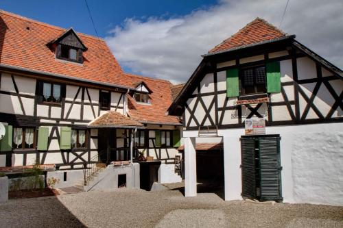 Le Vieux Pressoir : Guest accommodation near Scherwiller