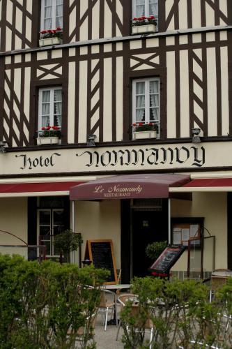 Le Normandy : Hotel near Bonningues-lès-Calais
