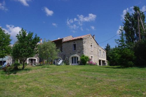 Chambres d'Hotes La Grange au Negre : Bed and Breakfast near Alba-la-Romaine