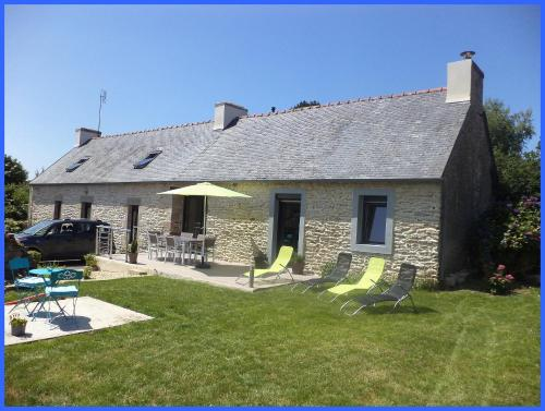 Gîte de Languivoa : Guest accommodation near Plonéour-Lanvern