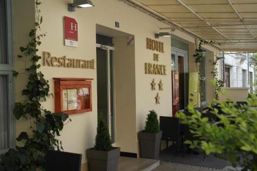 Hotel de France : Hotel near Pomayrols