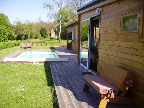 Les Landes : Bed and Breakfast near Vimarcé