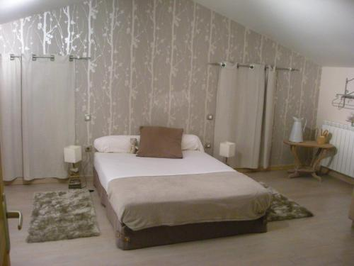 La Belle Etoile : Guest accommodation near Saint-Quentin-de-Chalais