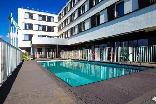 Holiday Inn Express Dijon : Hotel near Chevigny-Saint-Sauveur