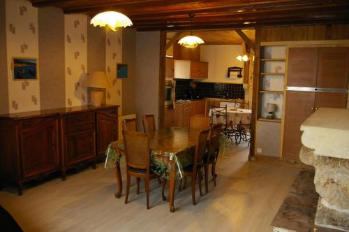 Gite au Chalet : Guest accommodation near Arbot