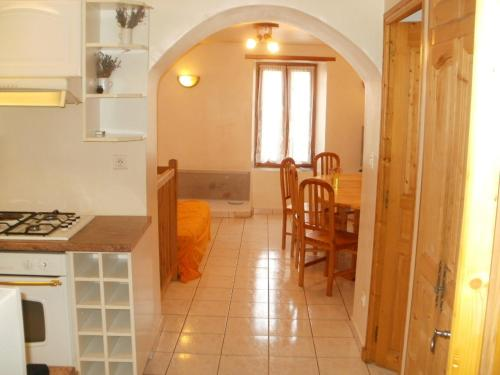 Vacances Haut-Verdon : Apartment near Thorame-Haute