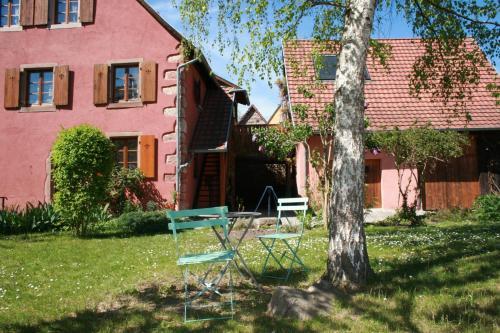 Au 1608 : Guest accommodation near Soultzeren